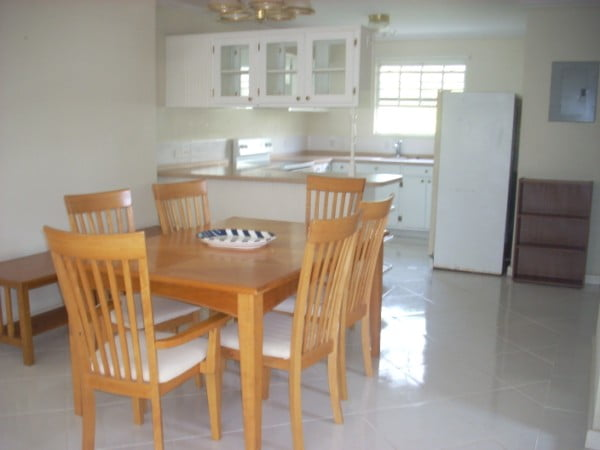 Bataleys - HS - dining room and kitchen