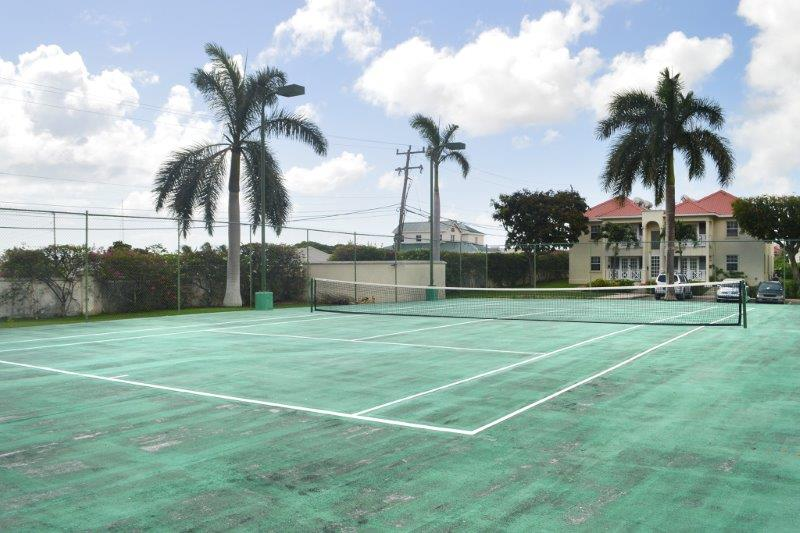Crystal Court Tennis Court